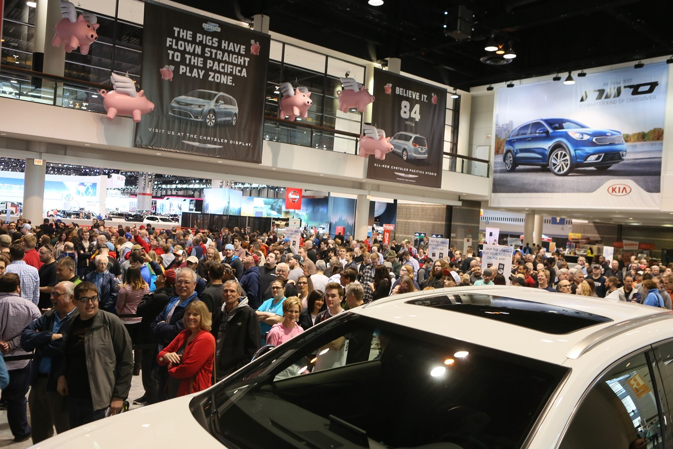 CAS Feb Chicago Auto Show - Next auto show