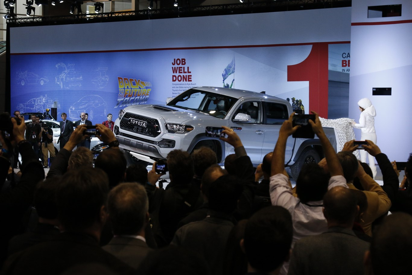 2016 Toyota News Conference