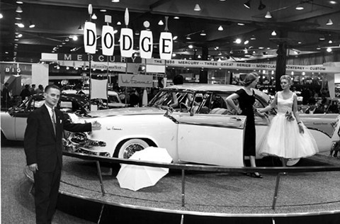 Historic Images Chicago Auto Show