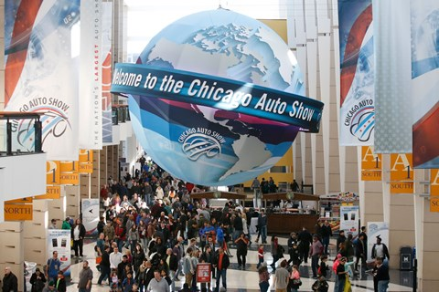Chicago Auto Show - McCormick Place
