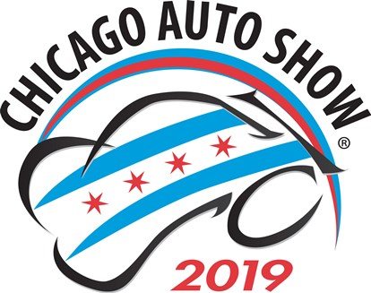 2019 Chicago Auto Show Logo