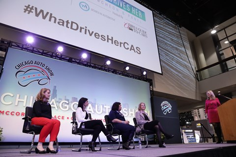 2018 CAS - What Drives Her