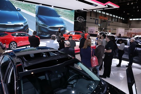 2018 CAS - Kia Social Media Preview