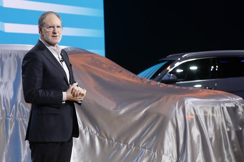 2020 - Volkswagen News Conference