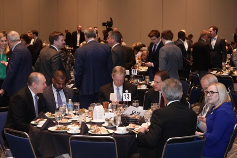 2020 CAS - Economic Club of Chicago Luncheon