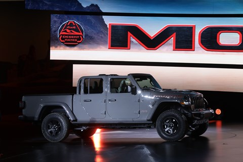 2020 CAS - Jeep News Conference