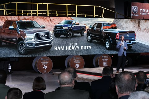 Ram News Conference