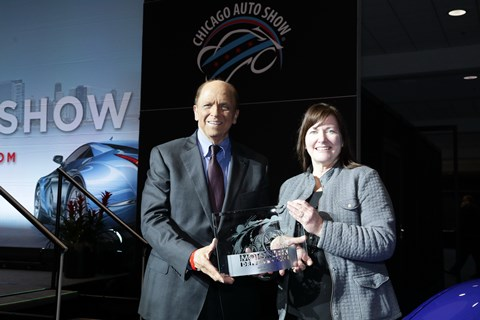 Motor Week News Conference