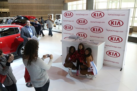 Kia Display