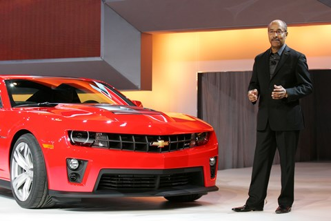 Chevrolet Press Conference