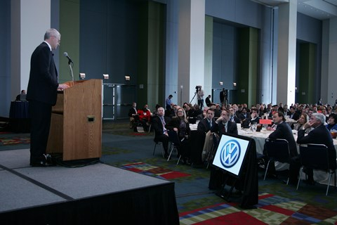 Economic Club of Chicago Luncheon