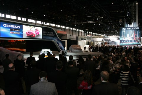 2011 Hyundai Press Conference
