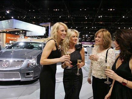 First Look for Charity at the Chicago Auto Show