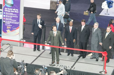 2011 Ribbon Cutting Cermony