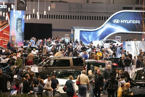 Chicago Auto Show, Sat. Feb. 12, 2011