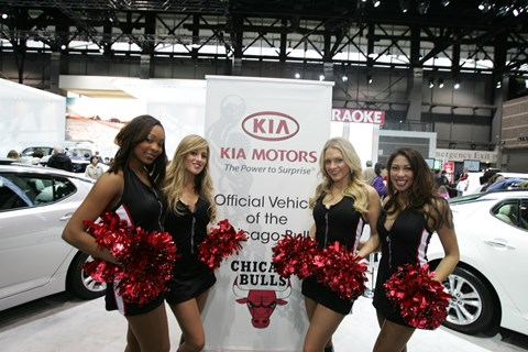 Chicago Auto Show, Sunday Feb. 20, 2011