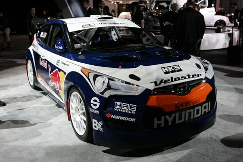 Hyundai Press Conference