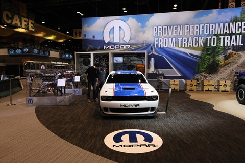 2020 CAS - Mopar Breakfast