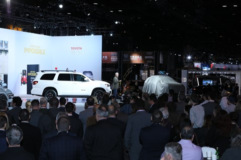 Toyota News Conference