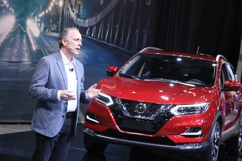 Nissan News Conference