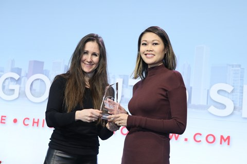 ANA Driving Influence Award