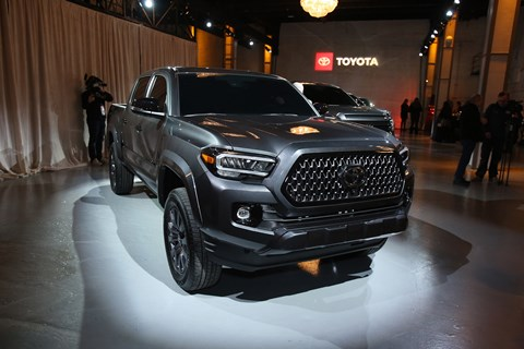 2020 CAS - Toyota News Conference and Reception