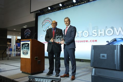 2020 CAS - Motorweek Driver's Choice Award