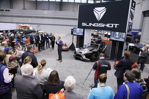 2018 CAS - Slingshot Press Conference
