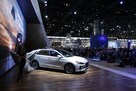 Hyundai News Conference