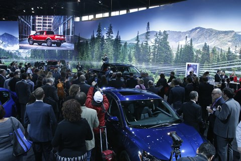2016 Nissan News Conference
