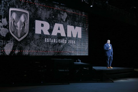 2016 Ram News Conference
