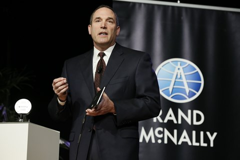 2016 Rand McNally News Conference
