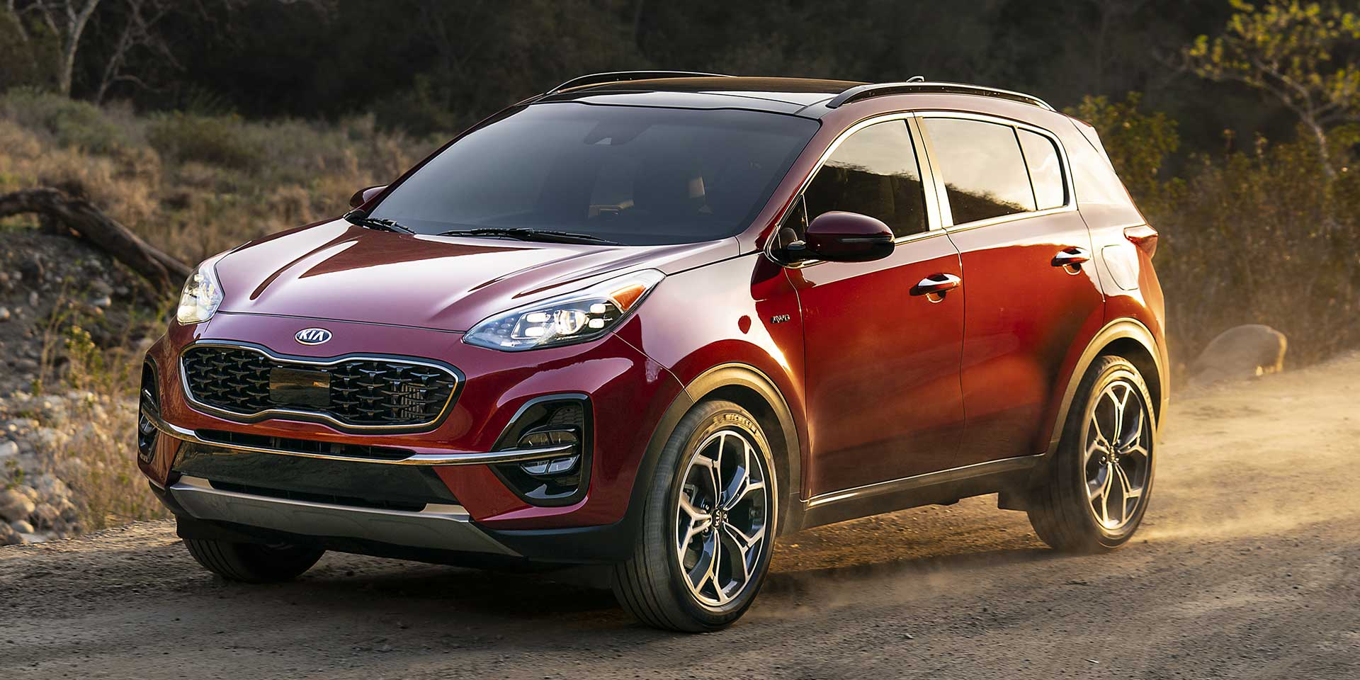 2020 - Kia - Sportage - Vehicles on Display | Chicago Auto ...