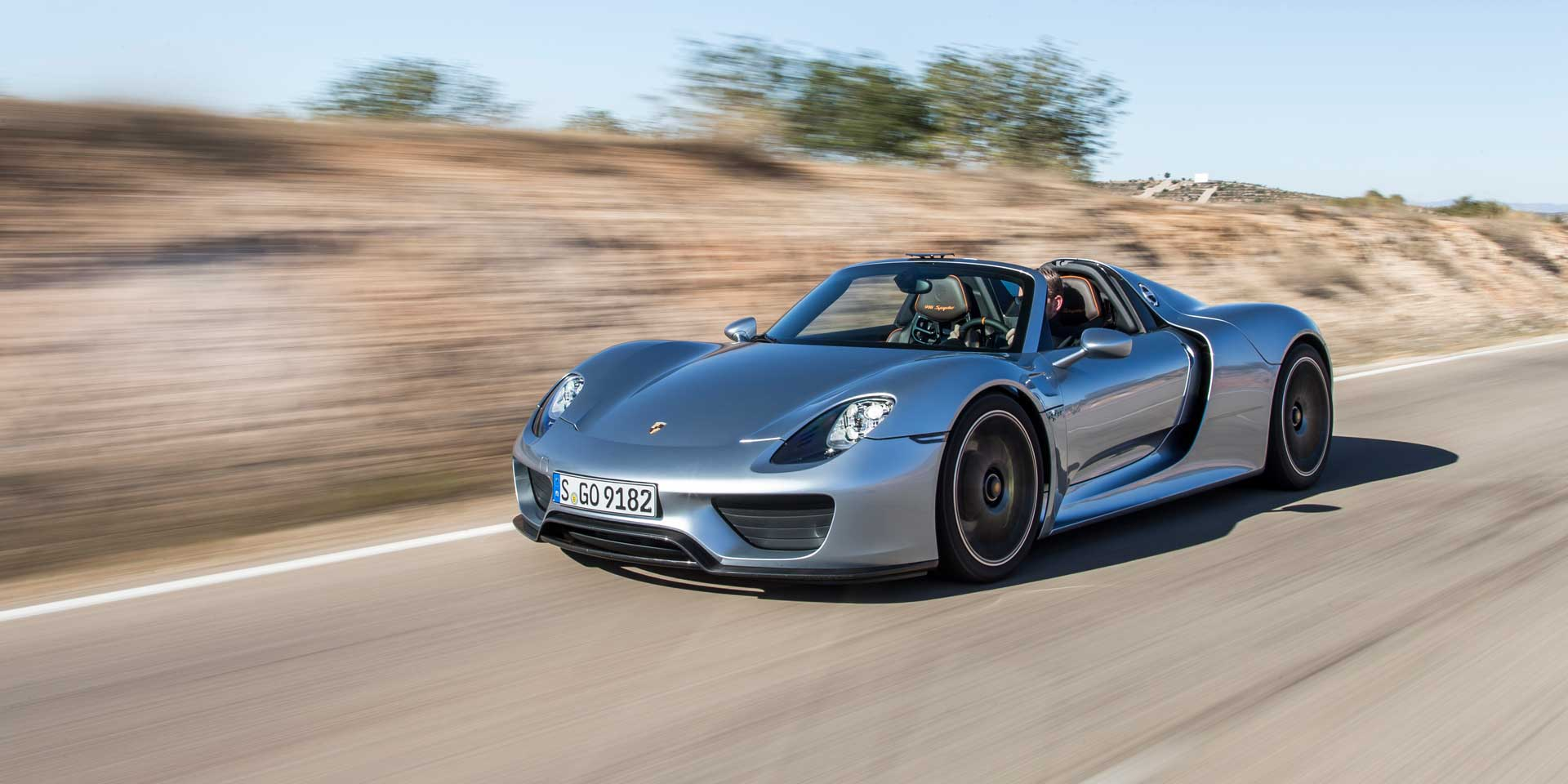 2015 - Porsche - 918 Spyder - Vehicles on Display ...