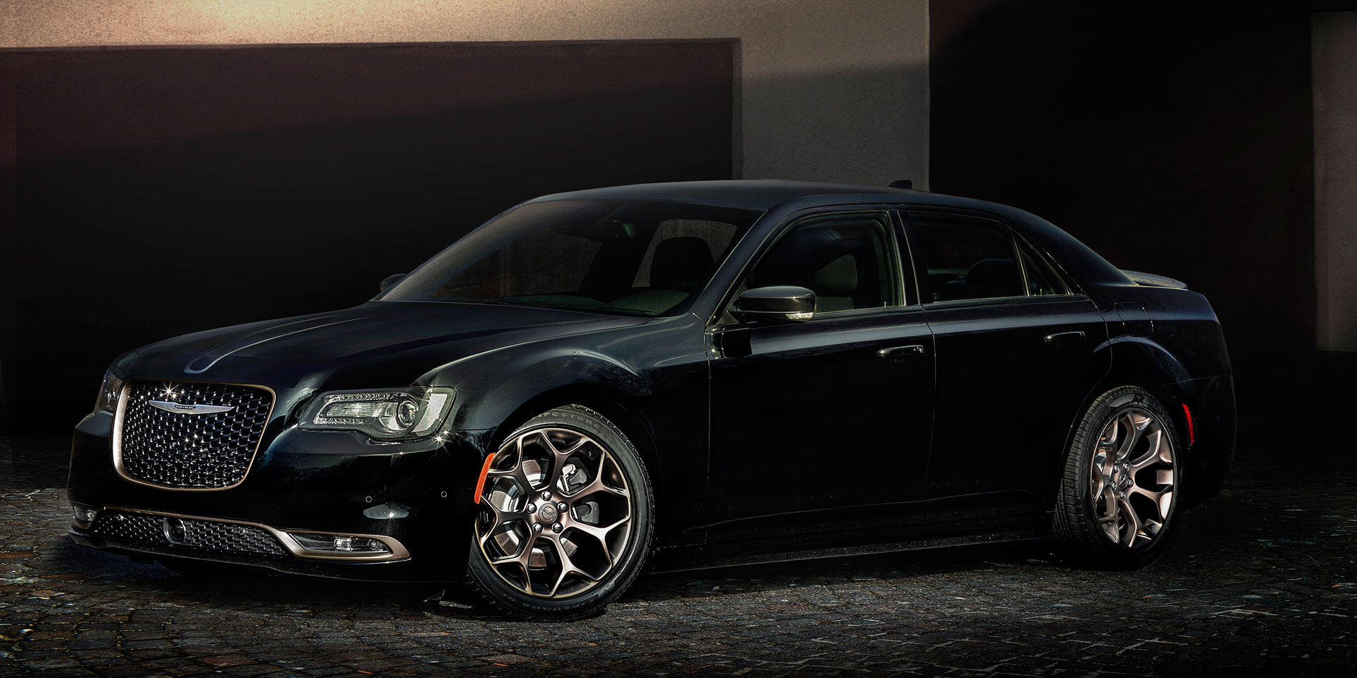 2016 Chrysler 300s Alloy Edition Vehicles On Display