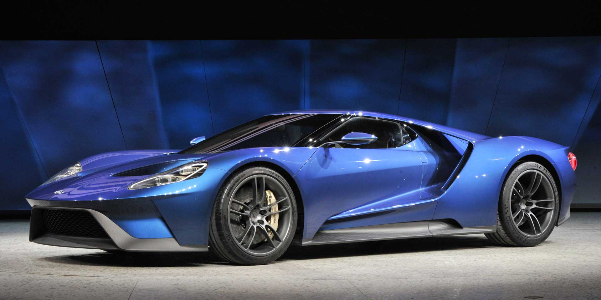 2018 - Ford - GT - Vehicles on Display | Chicago Auto Show