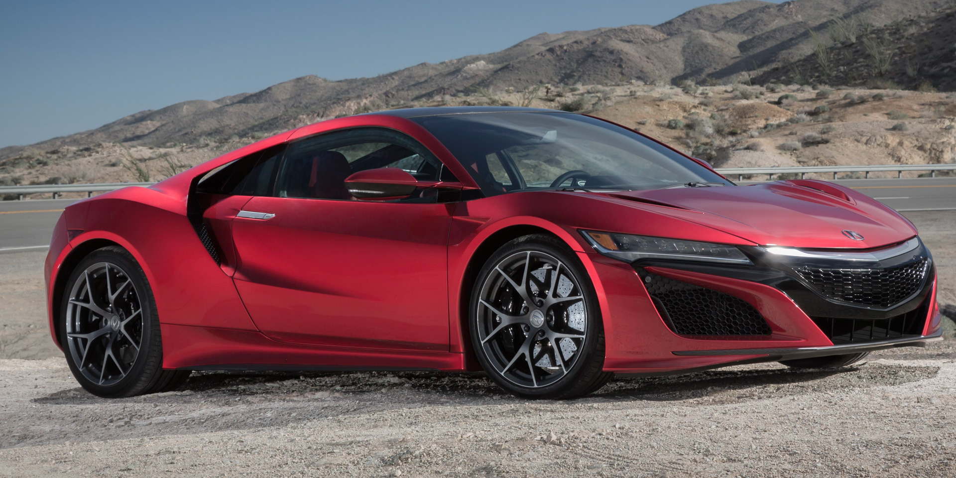 2018 Acura Nsx Vehicles On Display Chicago Auto Show