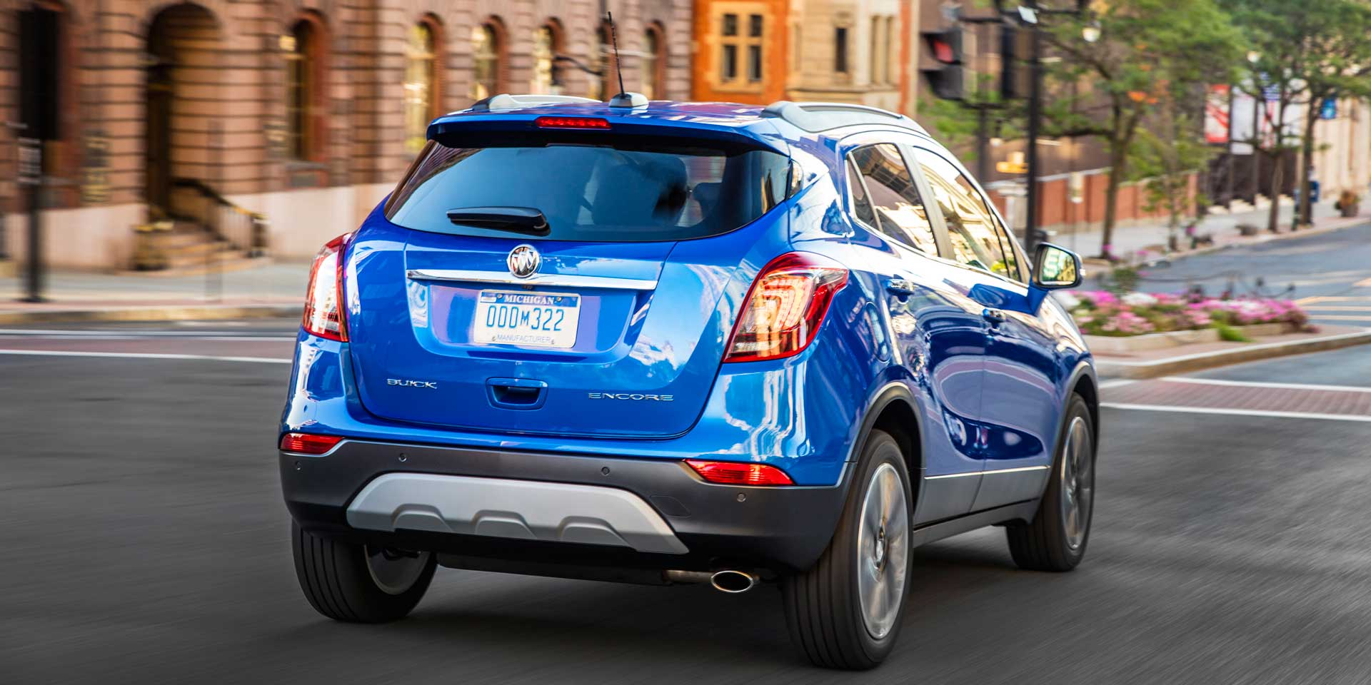 2019 - Buick - Encore - Vehicles on Display | Chicago Auto ...