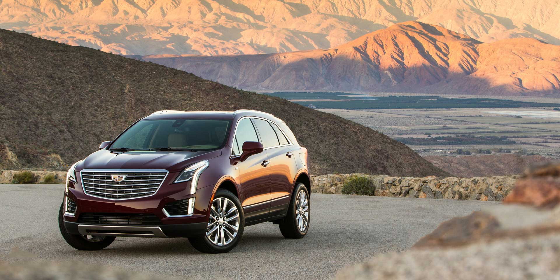 2018 - Cadillac - XT5 - Vehicles on Display | Chicago Auto ...
