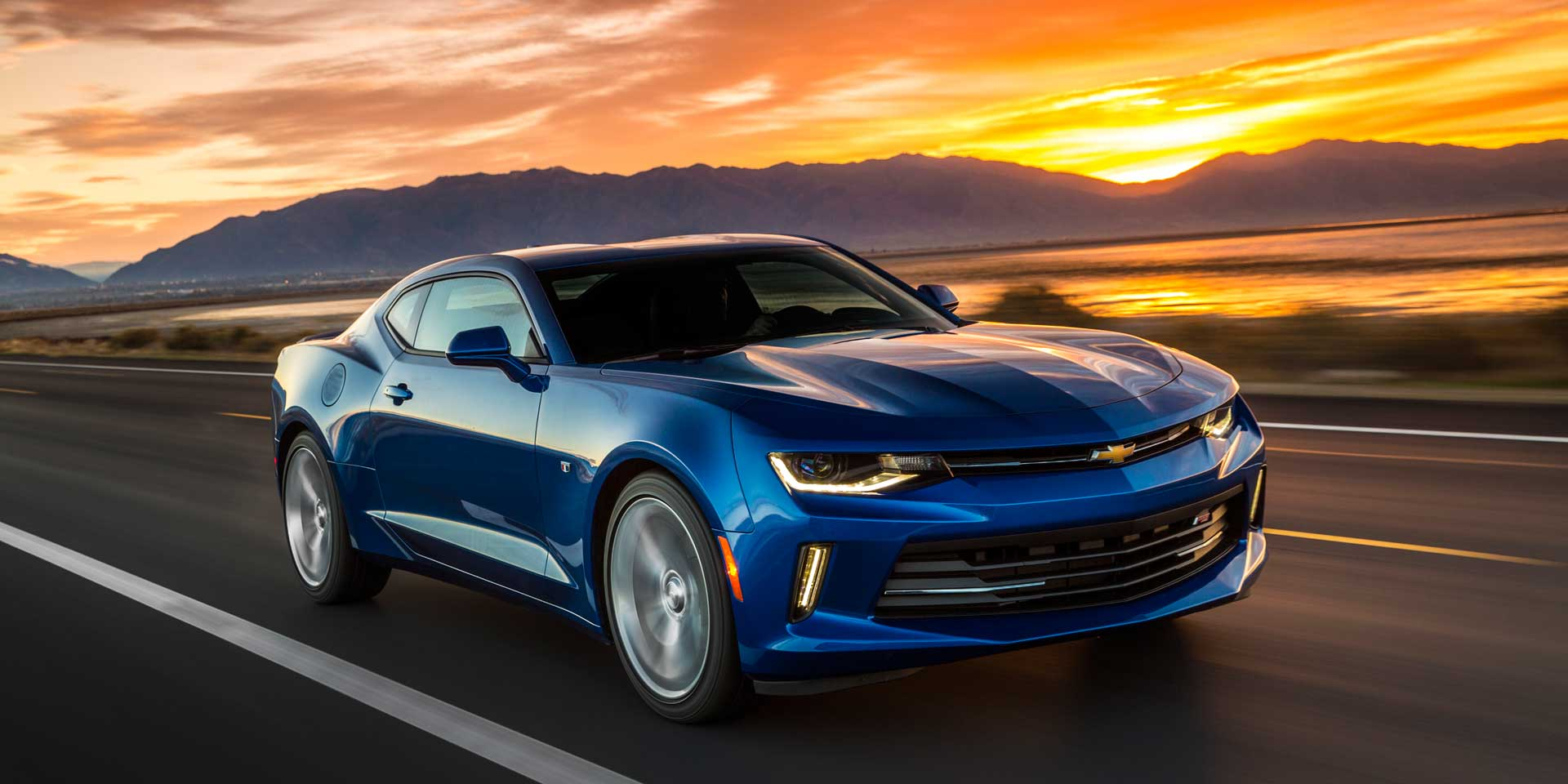 2018 Chevrolet Camaro Vehicles On Display Chicago