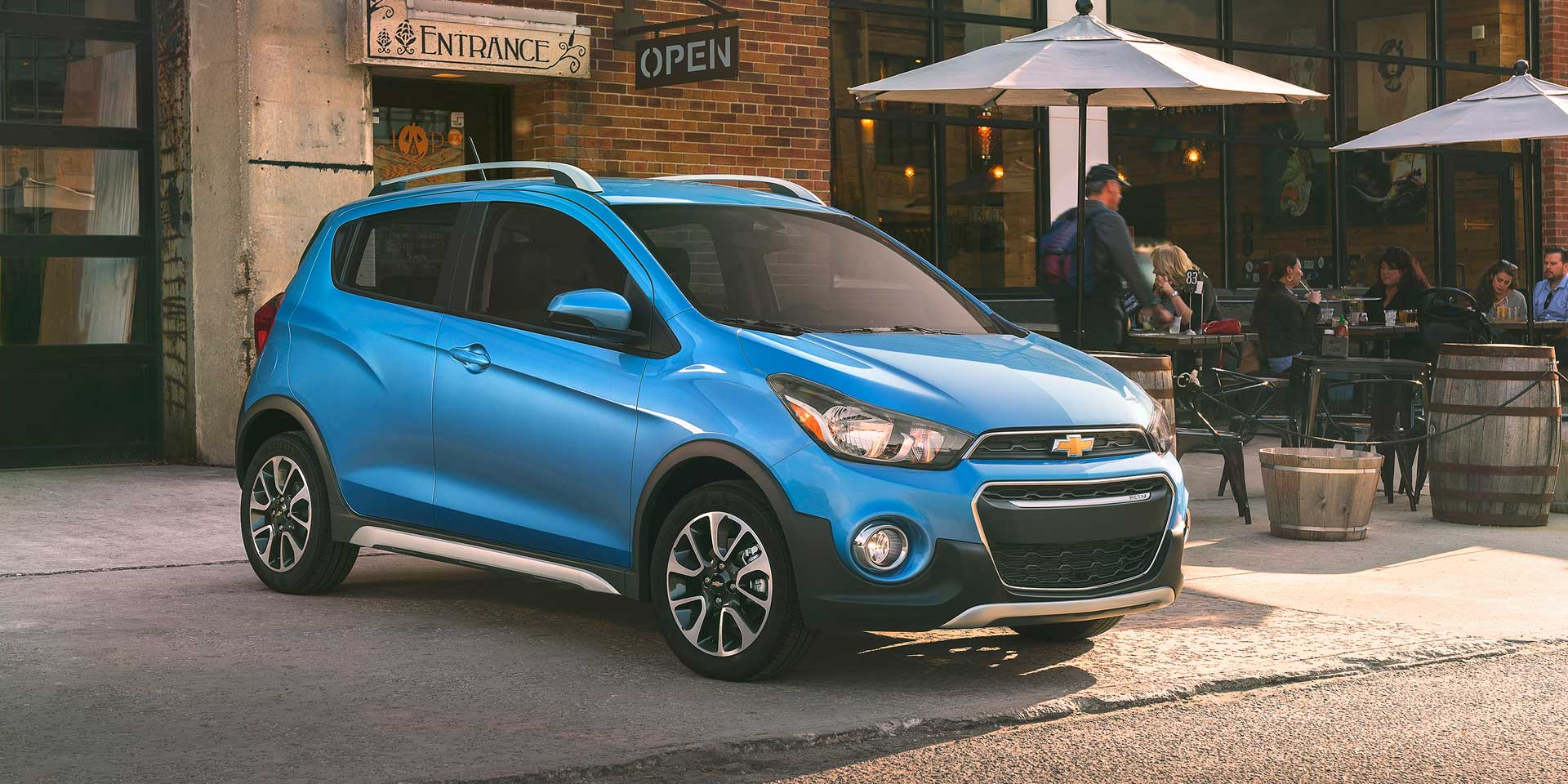 2018 Chevrolet Spark Vehicles On Display Chicago