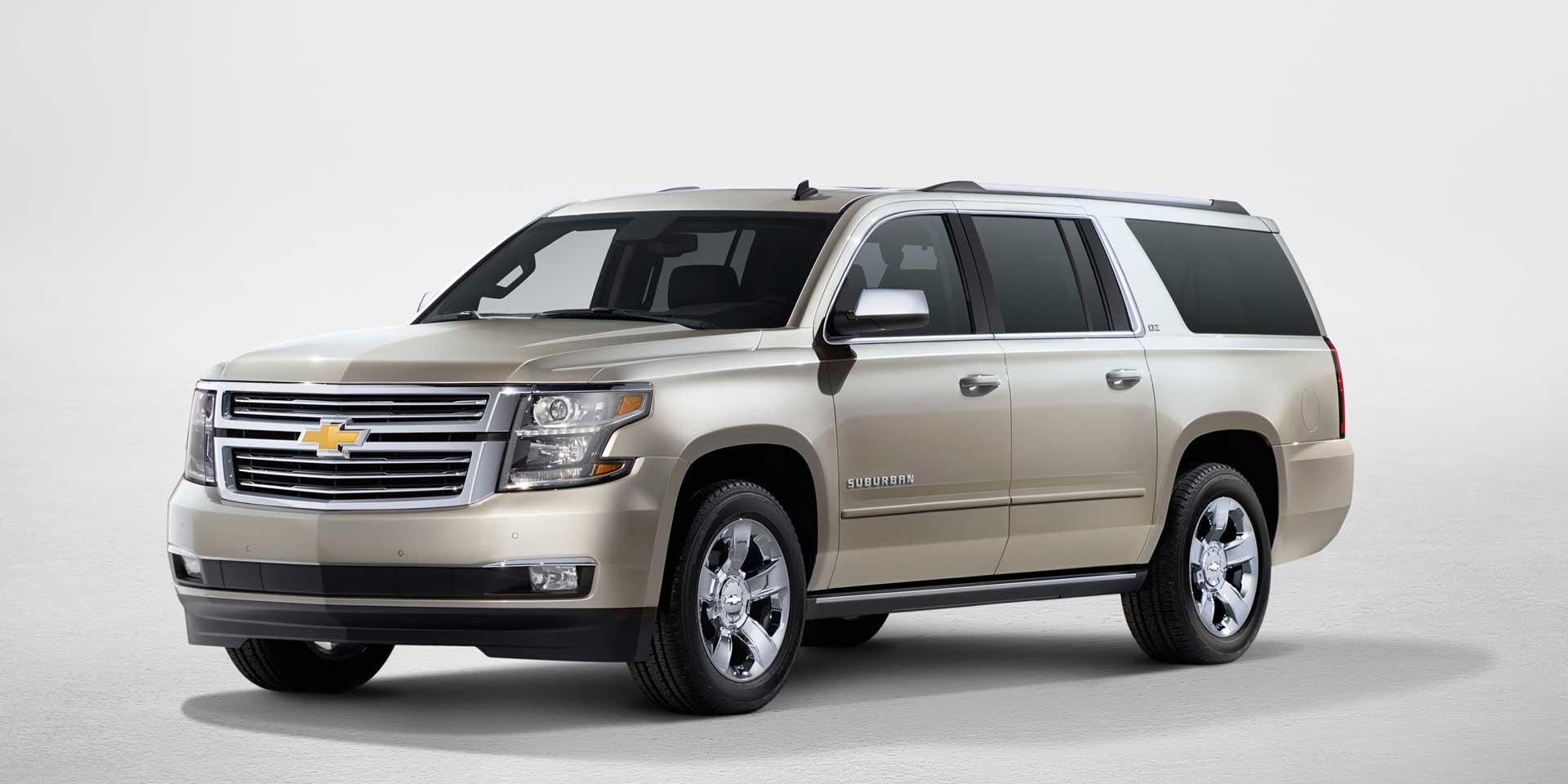 2018 Chevrolet Suburban Vehicles On Display