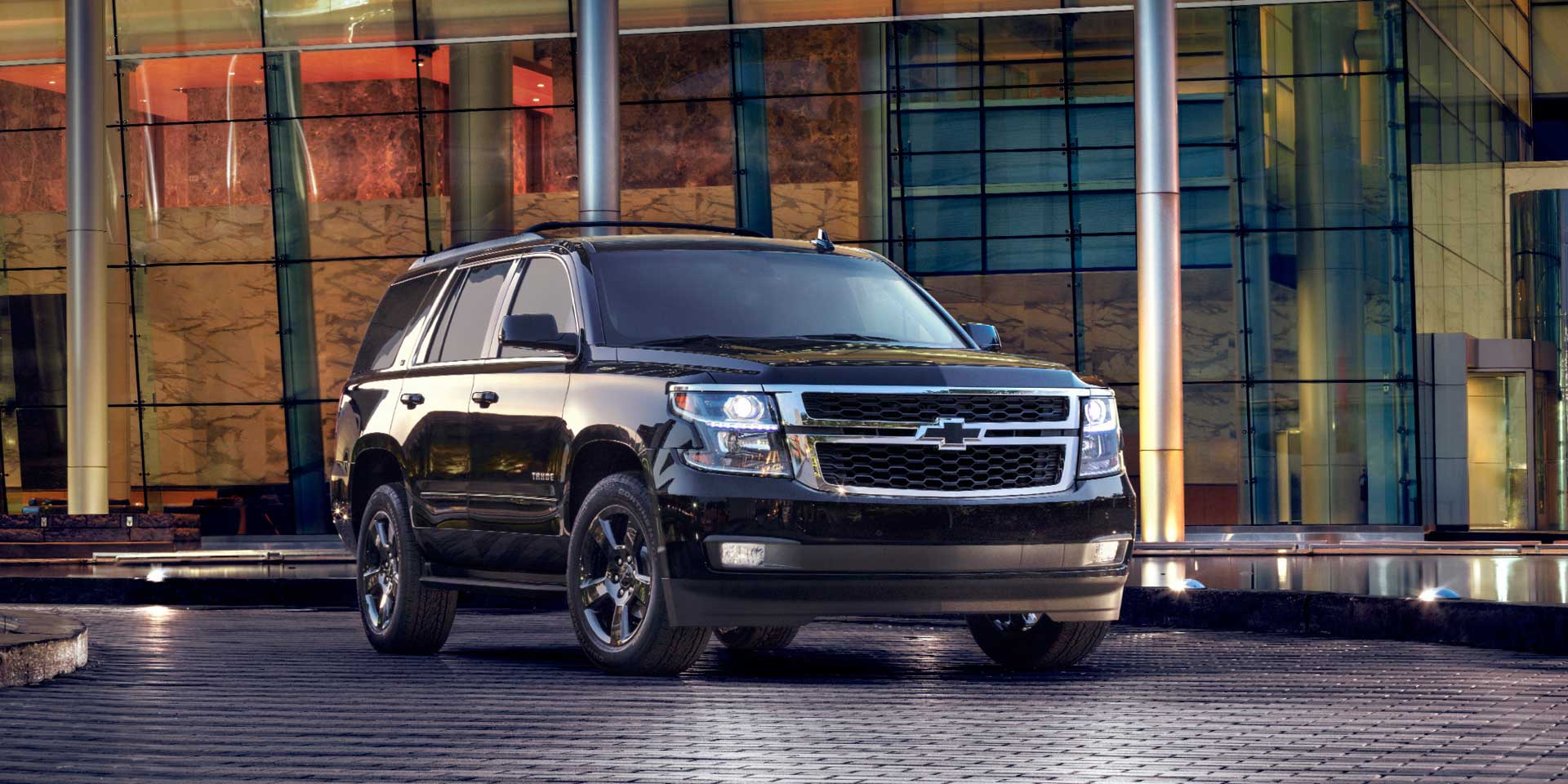 2020 Chevrolet Tahoe Vehicles On Display Chicago Auto Show