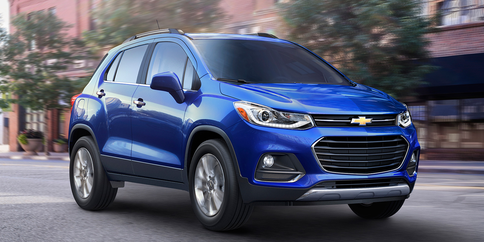 2018 - Chevrolet - Trax - Vehicles on Display | Chicago Auto Show
