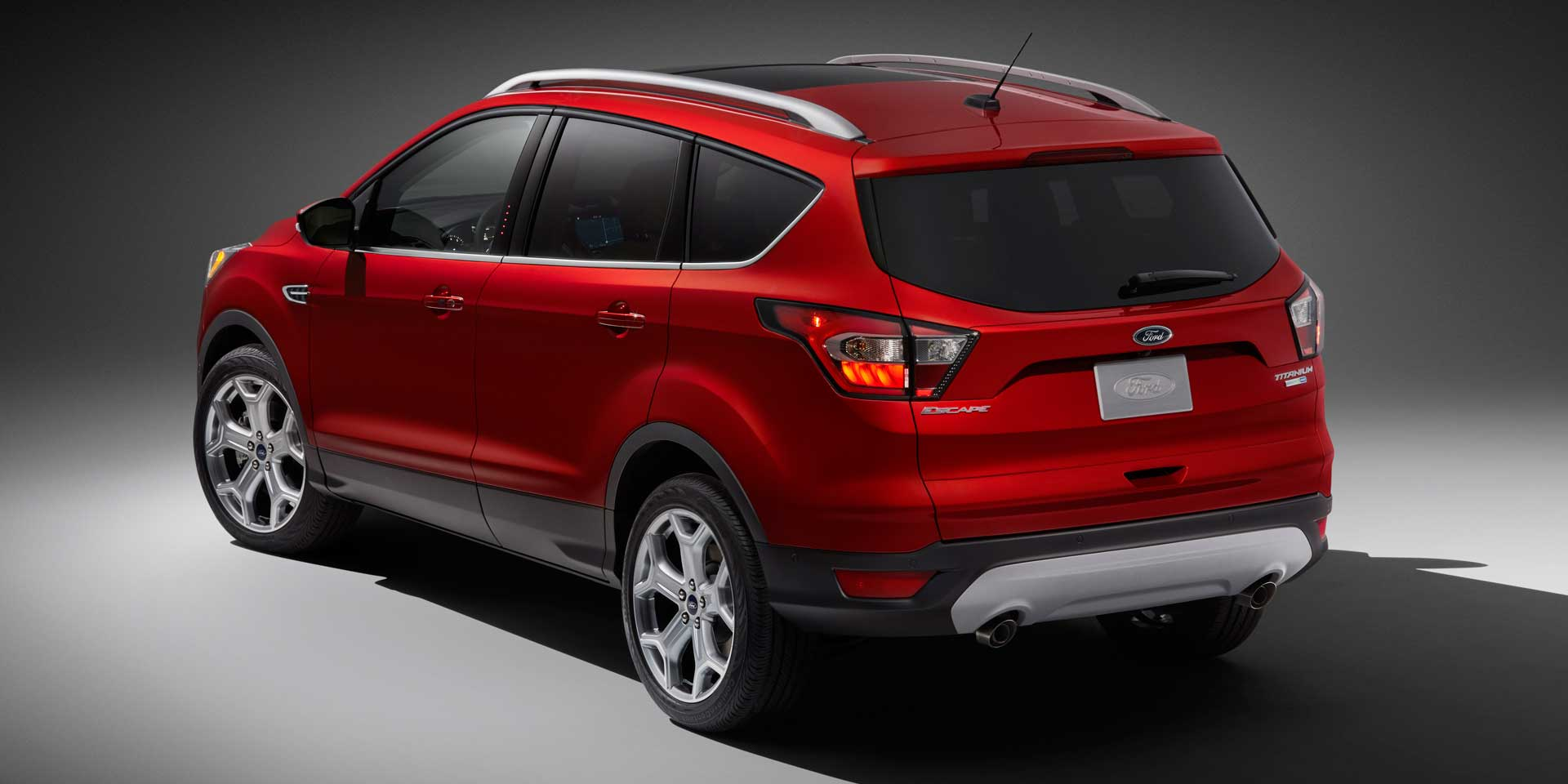 2018 - Ford - Escape - Vehicles on Display   Chicago Auto Show