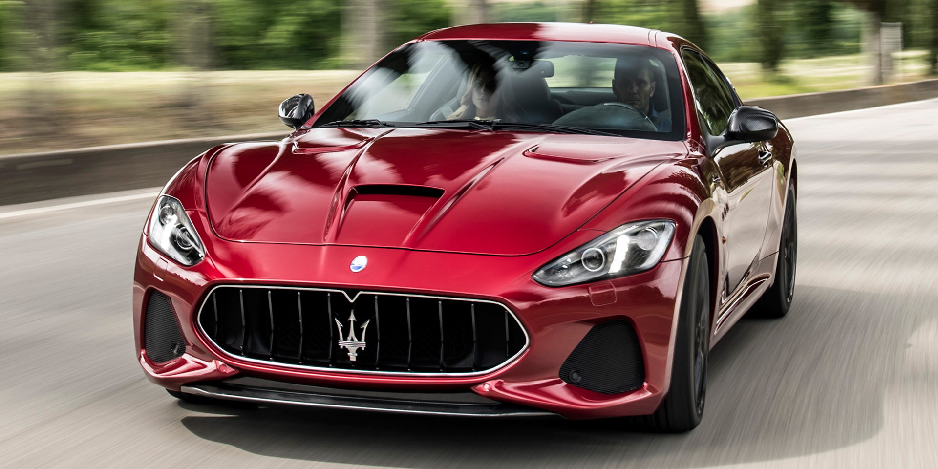 2019 Maserati Granturismo Vehicles On Display Chicago Auto Show
