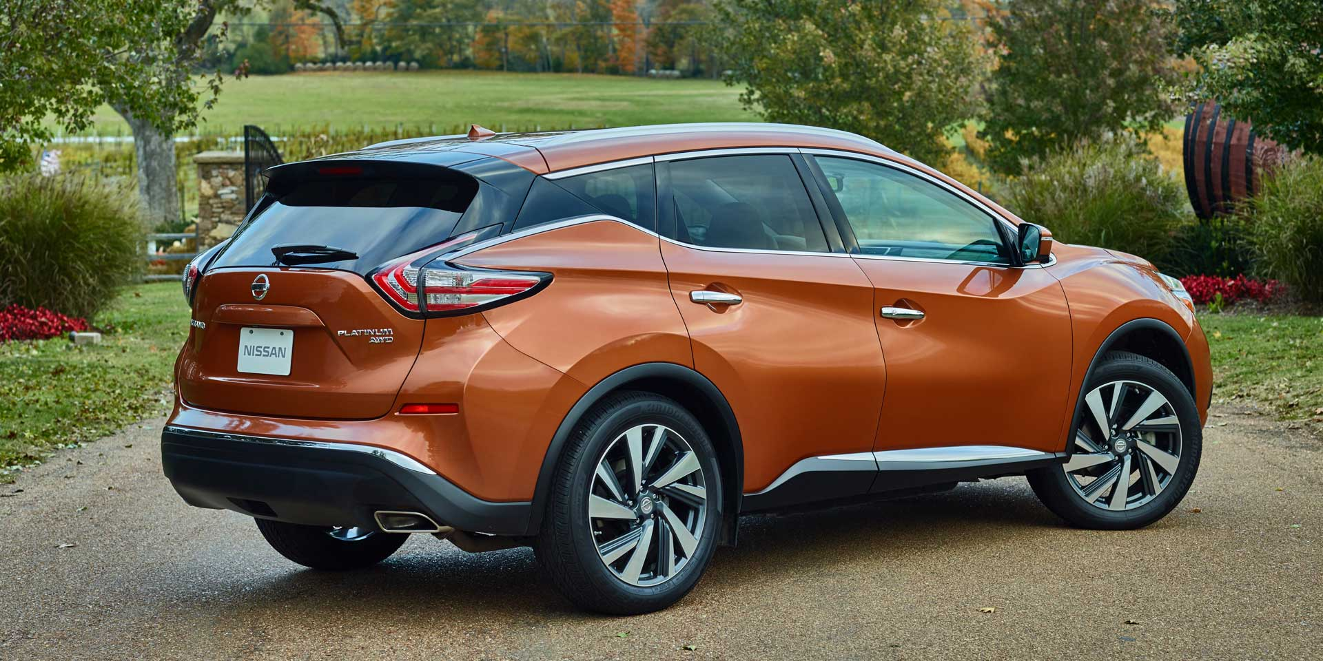 2018 Nissan Murano Vehicles On Display Chicago