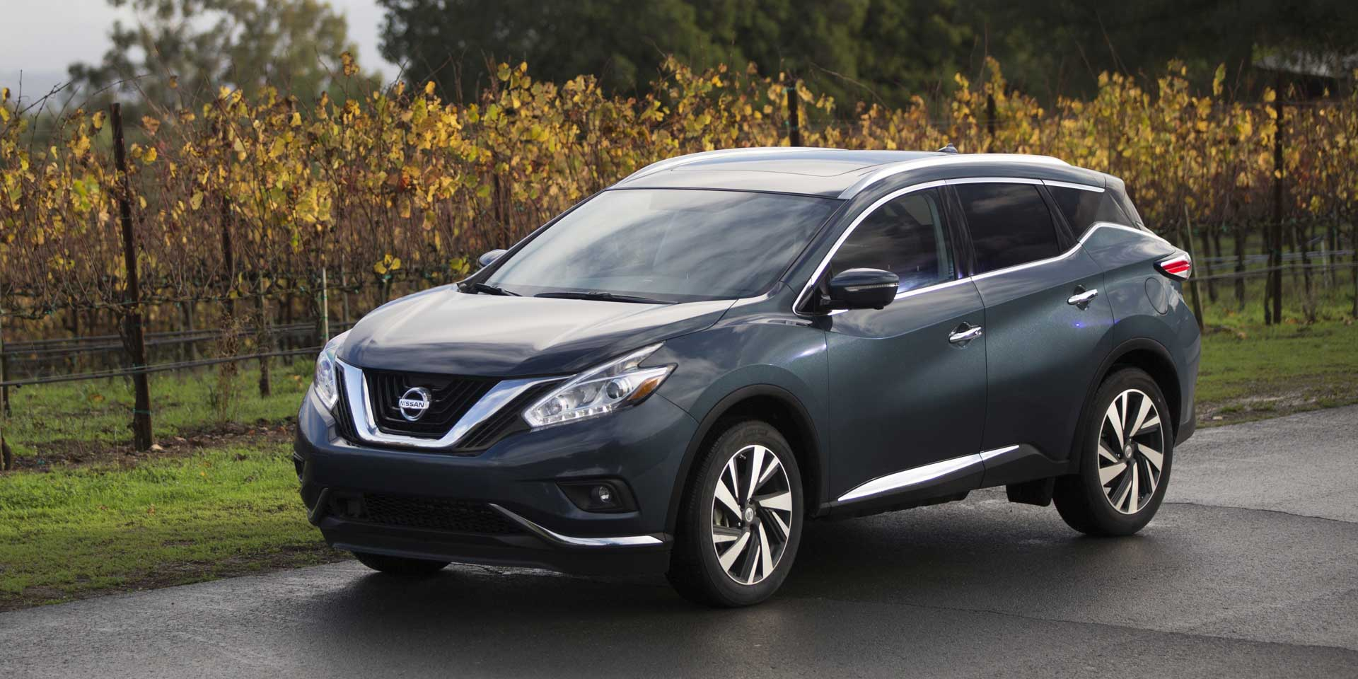 2018 - Nissan - Murano - Vehicles on Display | Chicago ...
