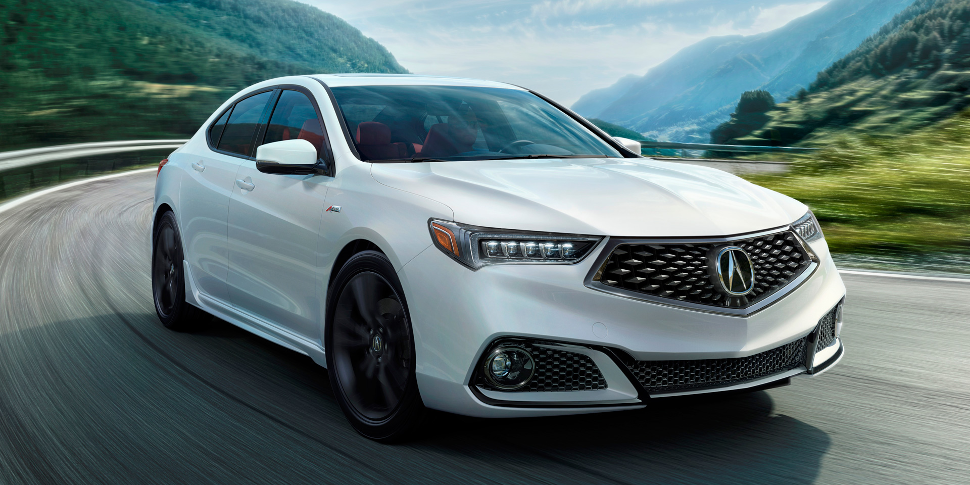 2018 acura tlx vehicles on display chicago auto show. Black Bedroom Furniture Sets. Home Design Ideas