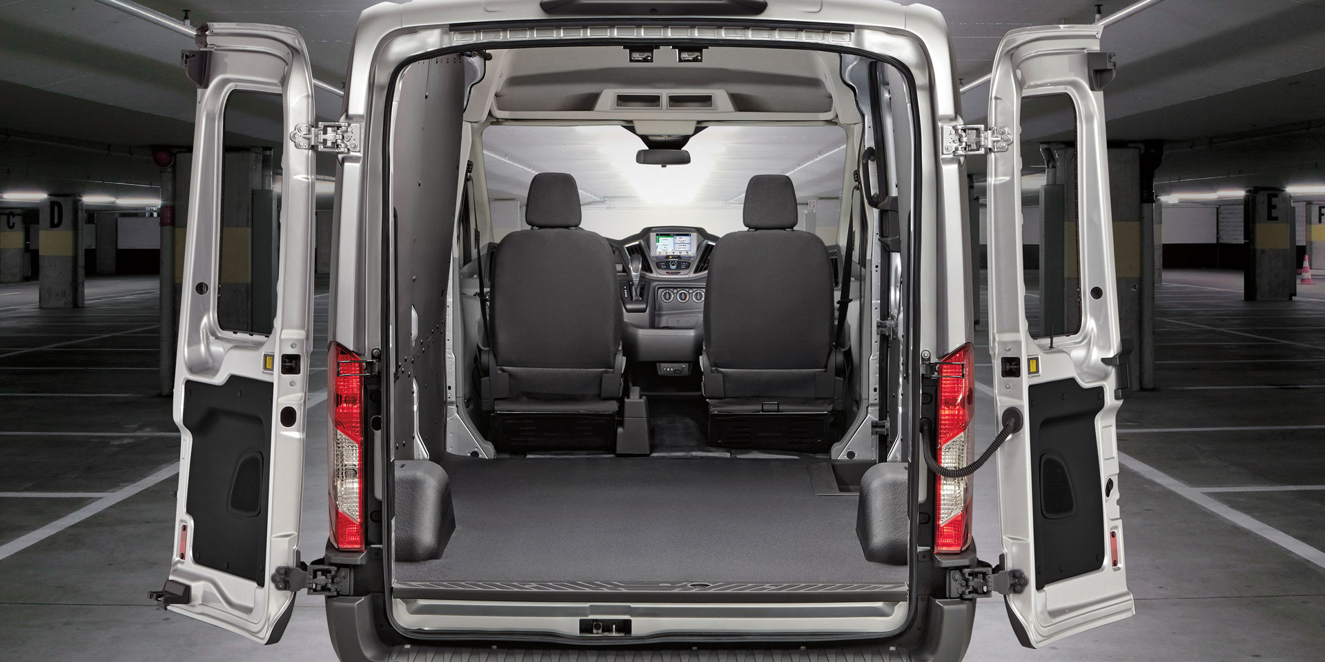 2018 ford transit vehicles on display chicago auto. Black Bedroom Furniture Sets. Home Design Ideas